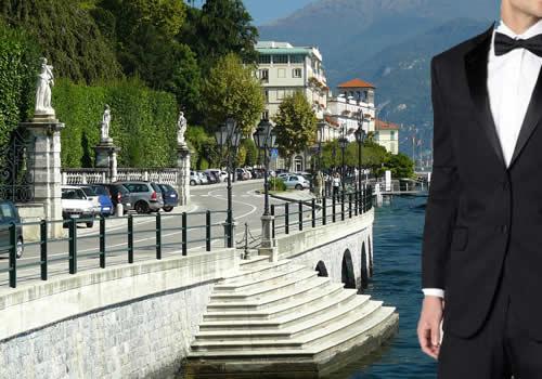 NCC da e per il Lago di Como